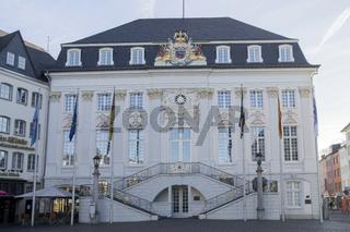 Das Alte Rathaus am Bonner Marktplatz, Deutschland