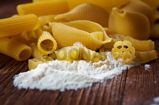 Italian pasta food