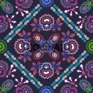 Hungarian embroidery pattern 66
