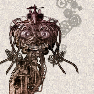 Antique Cyborg-Girl