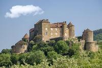 Castle Berze or fortress of Berze le Chatel