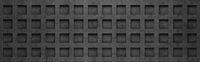 Black Grid 3D Pattern Background