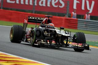 Kimi Raikkonen, Lotus Renault F1,