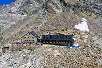 Berghütte Cabane de Moiry