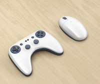 Game controller and mouse