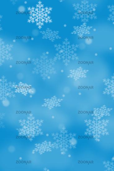 Weihnachten Hintergrund Weihnachtshintergrund Karte Weihnachtskarte Schnee Winter Hochformat Schneeflocken Textfreiraum Copyspace