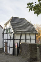 Tollhouse in Hattingen, Germany