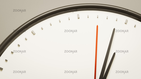 clock detail background with space for your content