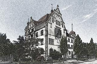 Rathaus Radebeul   town hall Radebeul