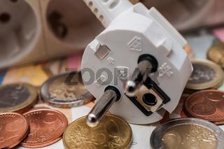 Stromabrechnung - Strompreise - Kosten privater Haushalte in Deutschland