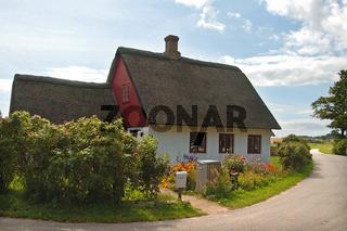 Samsø Häuser