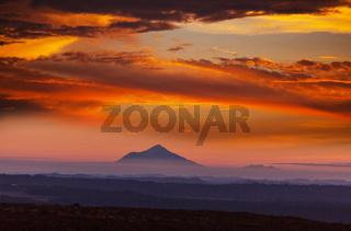 Tongariro peak