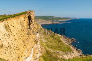 Worbarrow Bay, Jurassic Coast, Dorset, UK