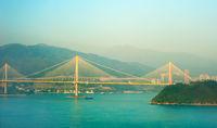 Ting Kau Bridge, HK