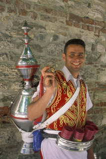TURKEY ISTANBUL TRADITION WATER CARRIER