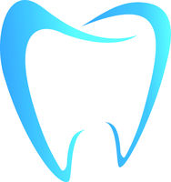 Tooth, dentist, dental care, logo