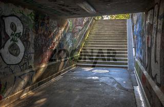 Der Fussgaengertunnel