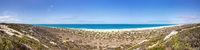 Great Australian Bight beach panorama
