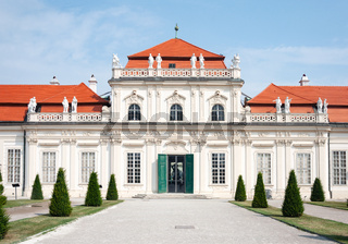 Lower Palace in Belvedere complex, Vienna
