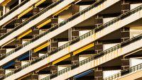 Apartment building pattern