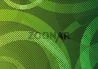 Abstrakter gestreifter grafischer Hintergrund mit geometrischem Muster