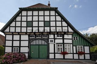 Schledehausen, das Gildehaus, Niedersachsen