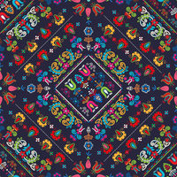 Hungarian embroidery pattern 50