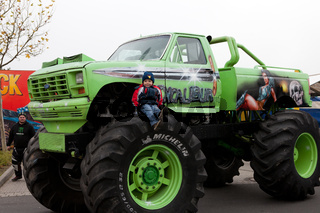 Monstertruck Excalibur