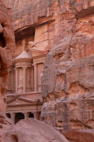 entrance of City of Petra,