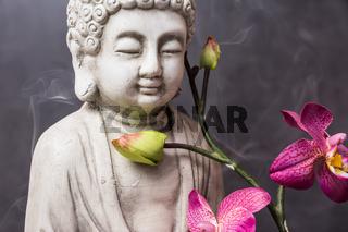 Buddha - Rauchmeditation