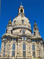 Women Church in Dresden