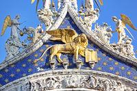 Lion St Mark