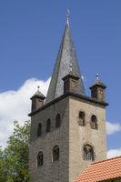 Saint Stephen's Church in Gernerode
