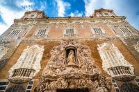 The National Museum of Ceramics and Decorative Arts Gonzalez Marti in Valencia, Spain.