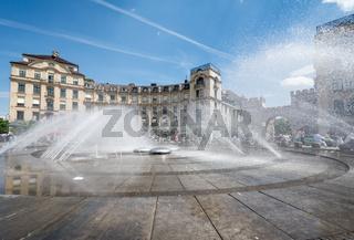 Munich Fountain