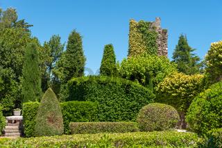 Chateau de la Napoule in Mandelieu-la-Napoule
