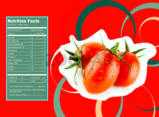 tomato nutrition facts