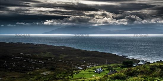 Elgol at Isle of Skye