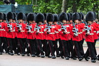 Queen's Birthday Scots Guards