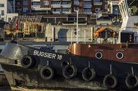 Bugsier 18 Hamburg Harbor