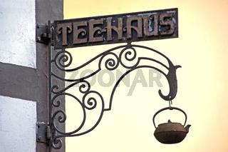 Teehaus in Bad Salzuflen