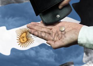 Bankrott von Argentinien