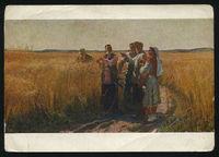Painting Hleba sozreli by Fattahov