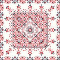 Romanian traditional pattern 97