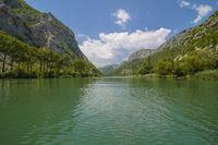 Omis Cetina- Donji-Tok, Croatia