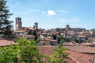 Old city (Città Alta - Bergamo)