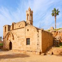 Church in Ayia Napa in Cyprus