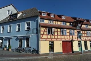 Altstadt in Ueckermünde