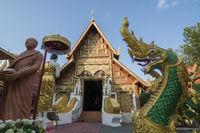 THAILAND CHIANG RAI WAT PHRA SINGH TEMPLE