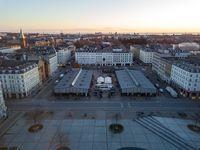 Torvehallerne in Copenhagen, Denmark